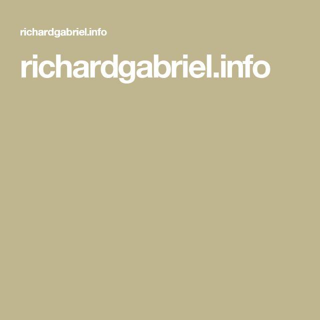 richardgabriel.info