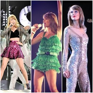 Thankfully, The 1989 World Tour kicked off last night in Tokyo, and we finally got a first look at every incredible outfit. | All Of The Dazzling Outfits From Taylor Swift's 1989 World Tour