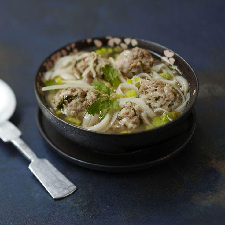 Découvrez la recette de la soupe phô