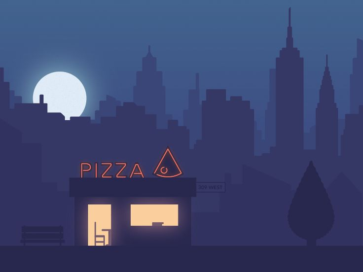 NY Pizza! by Guillaume Kurkdjian