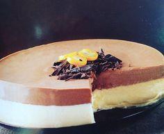 Süt ve çikolatanın birleşmesiyle enfes bir pasta. Sizlerde Bavyera pastadan yapıp bu lezzeti keşfedin.