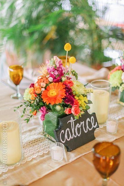Detalles para la organización de tu boda www.webnovias.com/blog