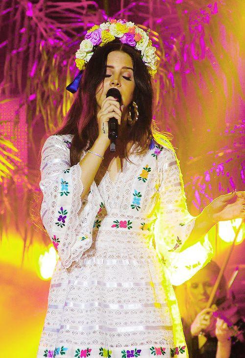 Lana Del Rey in Belo Horizonte - Brazil / #IWasThere #AndIFuckingMetHer