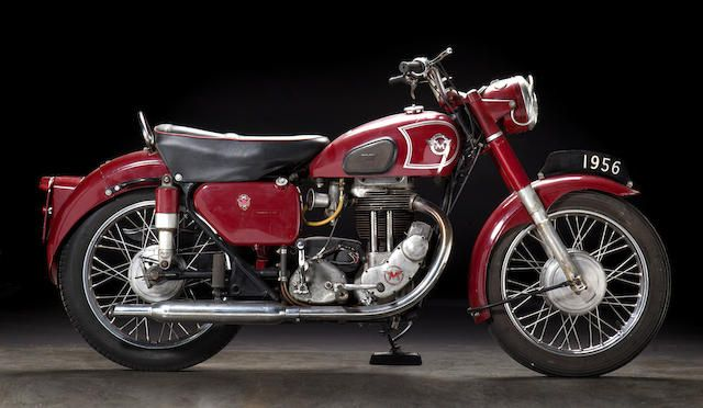 From a private Southeastern collection,1956 Matchless G80CS Frame no. G80CS529171 Engine no. G80CS529171