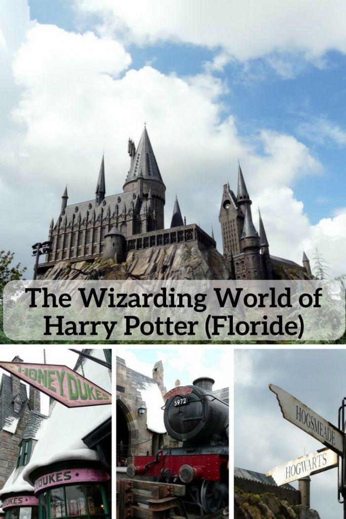 Harry Potter fait partie de ma vie depuis la sortie du premier livre en anglais. Lorsqu'on a décidé d'aller en Floride, il était évident de visiter le parc d'attraction qui lui est consacré ! * * * #ParcHarryPotterFloride #TheWizardingWorldOfHarryPotter #Orlando #Floride