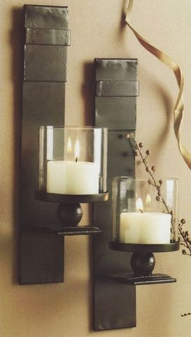 Candle Wall Sconces For Bedroom : Best 25+ Candle wall sconces ideas on Pinterest Wall candle holders, Driftwood campground and ...