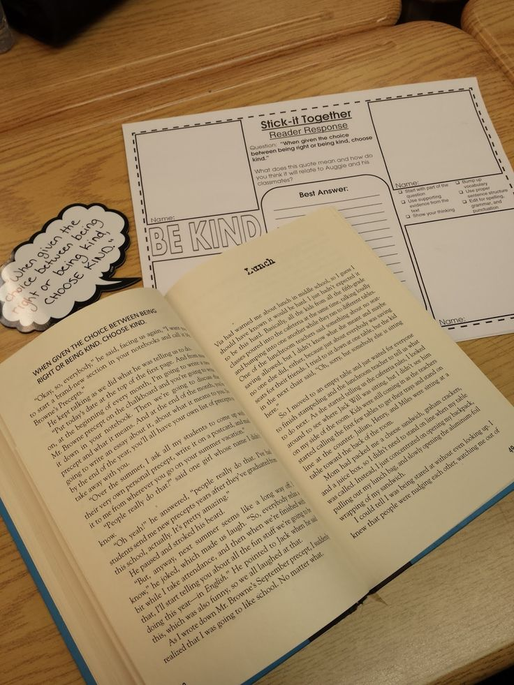 22 best Reading Response in the Classroom