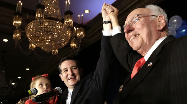 """Ted Cruz's Father Blames Hackers For 'Pornographic' Facebook Post - and ends his message regarding it with, """"Blessings"""""""