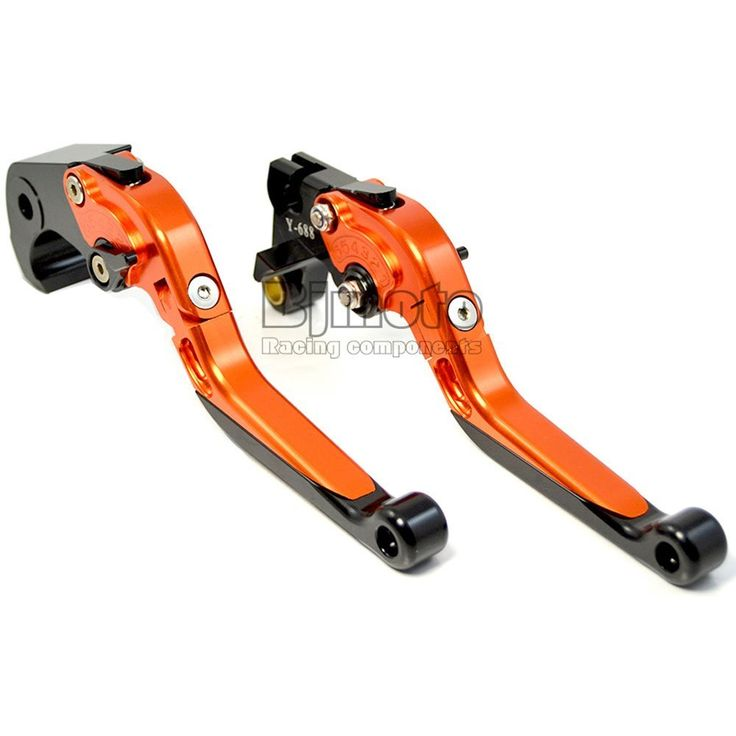 Motorcycle Adjustable Foldable Extendable Brake Clutch Levers For Yamaha YZF R125 2008-2011https://www.amazon.co.uk/dp/B073LS8HTL?th=1