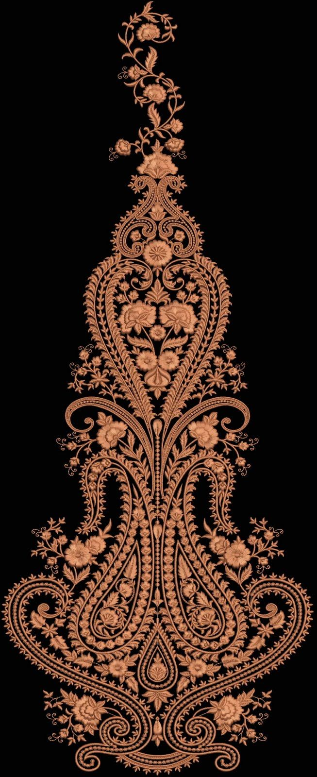 great pattern idea - Kurta Embroidery Designs products, buy Kurta Embroidery Designs