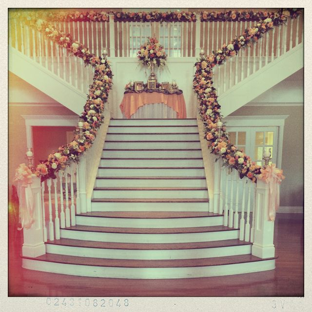 17 Best Images About Fioreria Oltre Wedding Ceremonies On: 1000+ Images About Wedding Staircases Decor On Pinterest