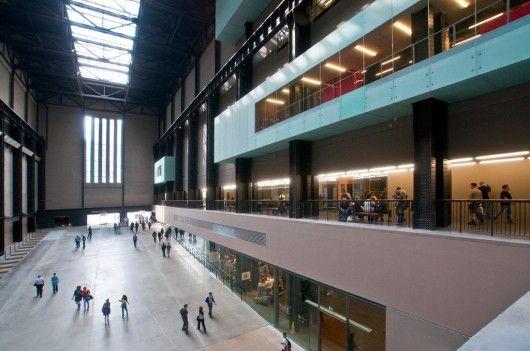 The Tate Modern / Herzog & de Meuron