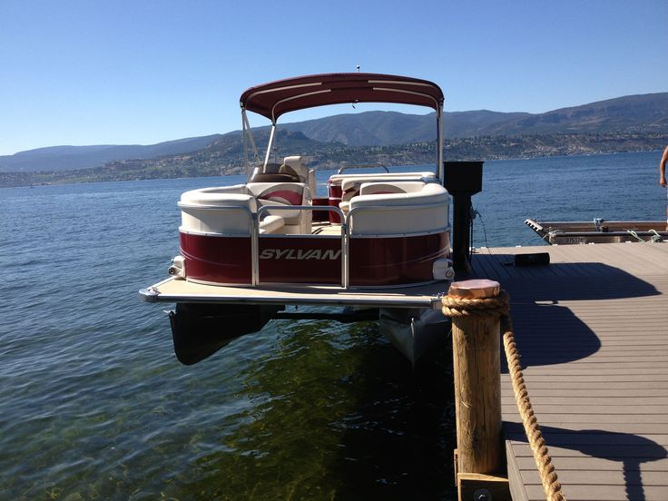 40 Best Images About Boat Lift On Pinterest Lakes Decks
