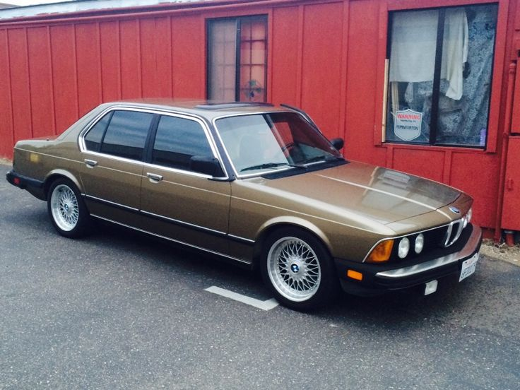 58 best bmw e23 images on pinterest autos cars and automobile jfetts 83 733i 5spd fandeluxe Choice Image