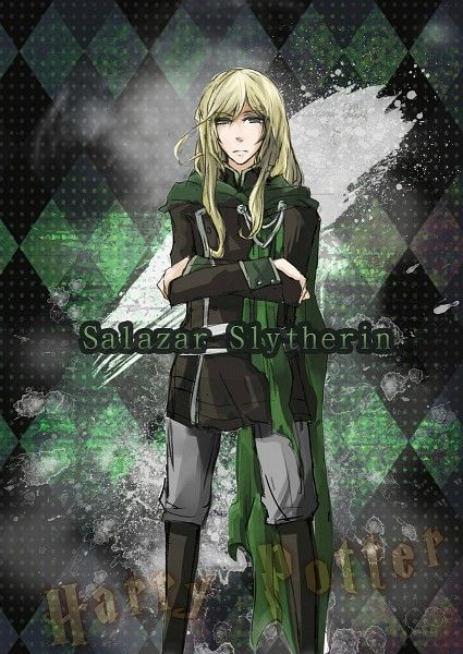 Salazar Slytherin, The Hogwarts Founders