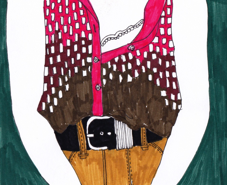 illustration , fasion