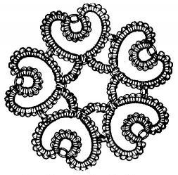 Needle Tatting Instructions | Cro Tatting Patterns -- Free Patterns Created Using the Cro