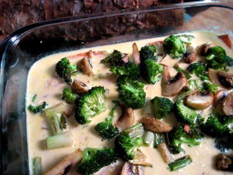 Halstrad lax med rostade grönsaker i ingefärsgrädde | Recept från Köket.se