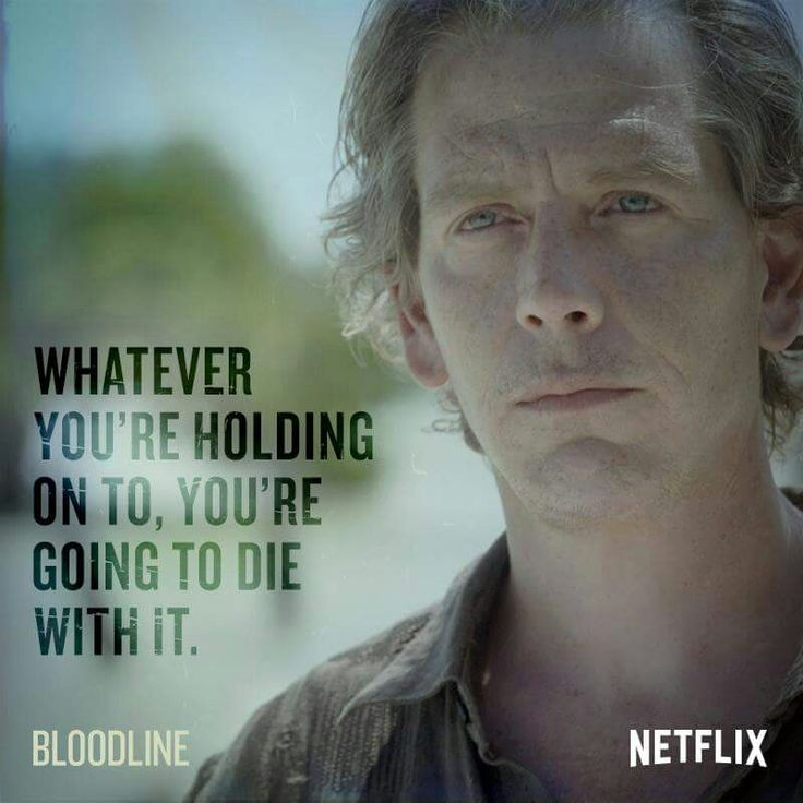 Danny from the Netflix original series Bloodline