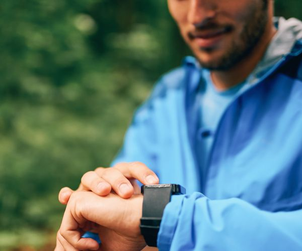 """Wearable fitness monitors (think Fitbit) provide a """"motivation alert"""" as you approach the magic number of 10,000 steps per day, with a """"celebration"""" of lights on their displays when that goal is reached. But a new study shows that objective may not be anything to..."""