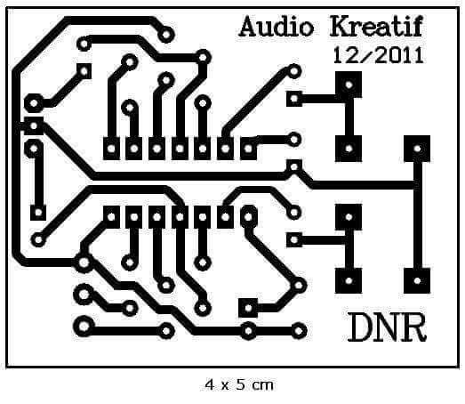 noise reduction circuit electronic design