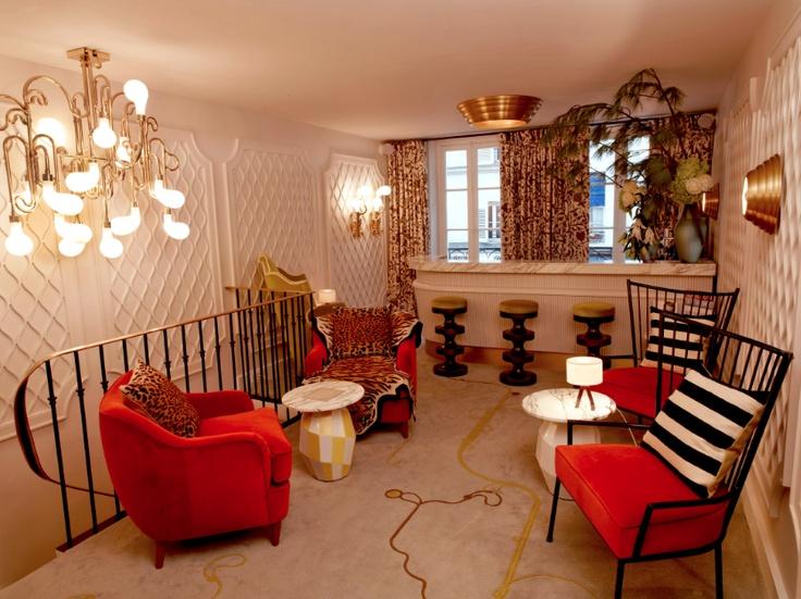 Hôtel Thoumieux    Stéphane de Bourgies  http://www.thoumieux.fr