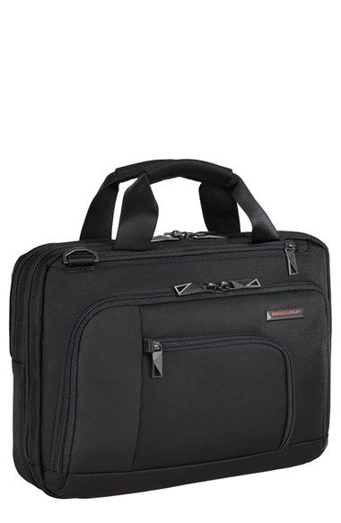 Briggs & Riley 'Verb - Contact' Small Briefcase available at #Nordstrom