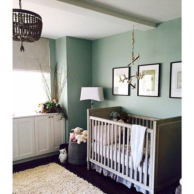 Farrow and Ball Borrowed Light green paint