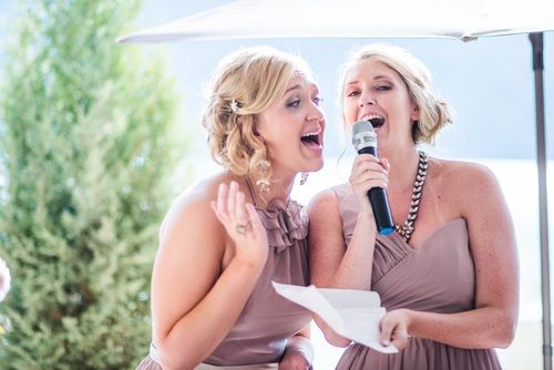 Bridesmaid etiquette marianne wiest photography
