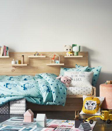 Baumwoll-Kopfkissenbezug   Weiß   H&M HOME   H&M AT