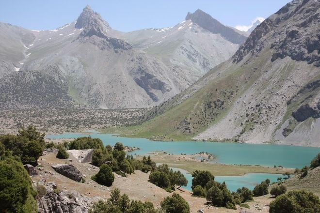 Fann Gebirge 6 Tage Trek - Tadschikistan