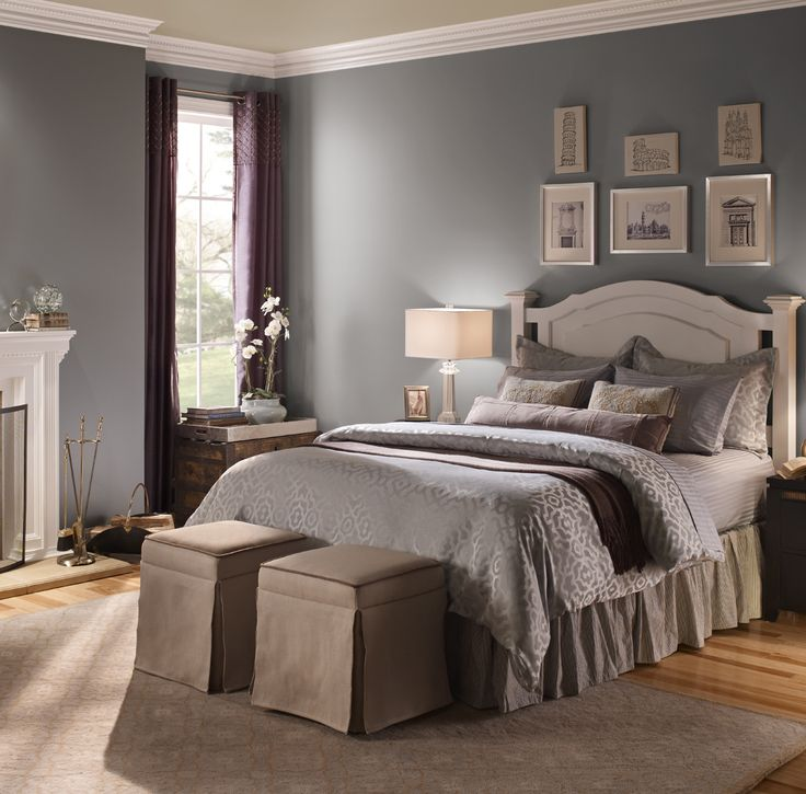 Relaxing Bedroom Paint Colors: Calming Bedroom Colors - Relaxing Bedroom Colors