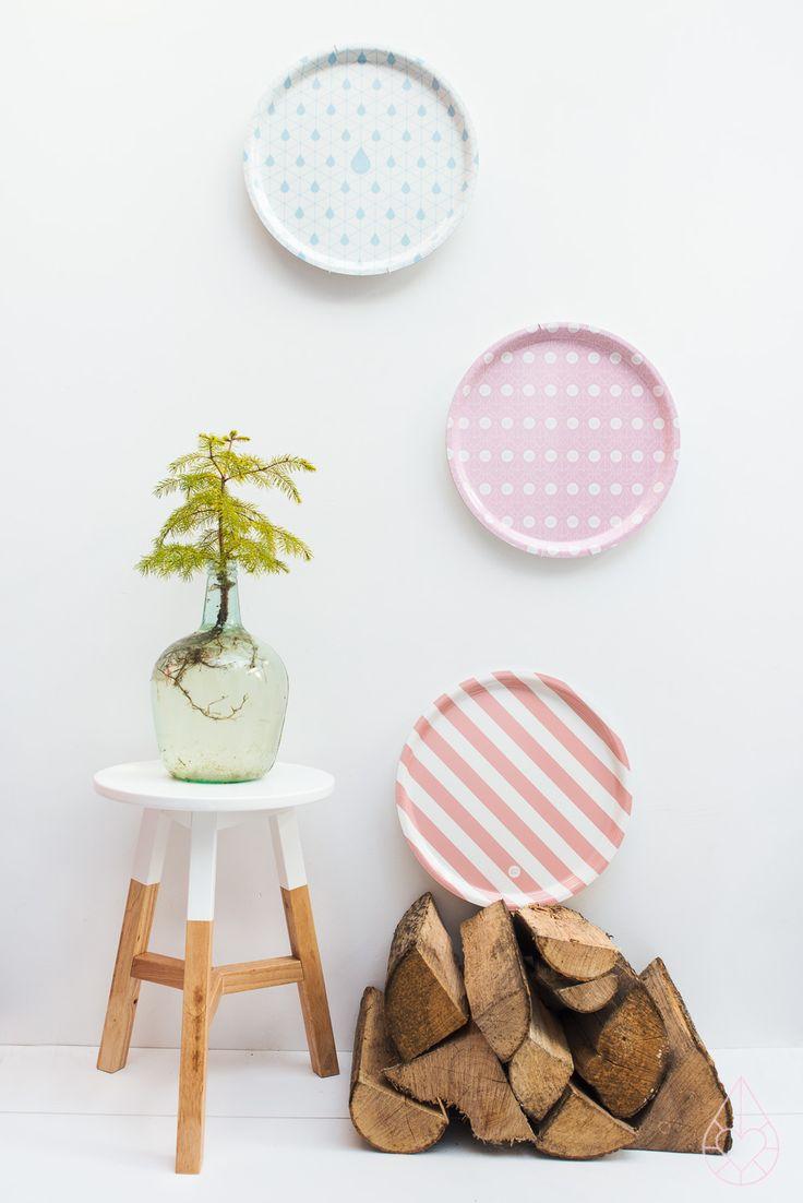 New trays by zilverblauw.nl
