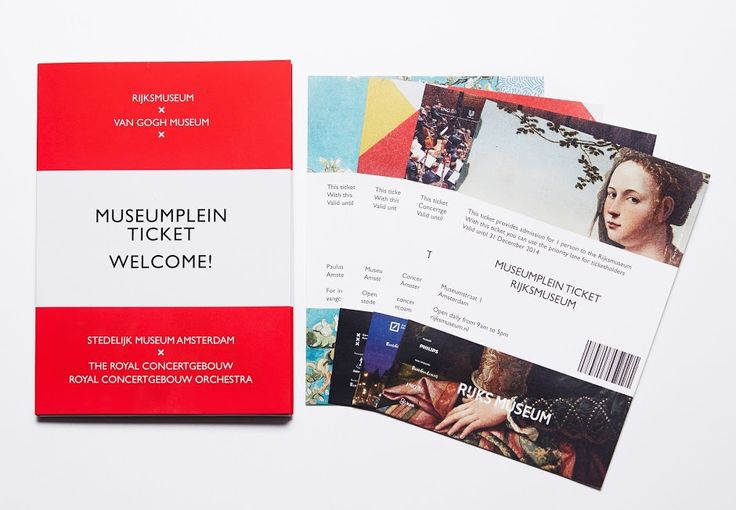 Museumpleinticket, your key to the cultural heart of Amsterdam Foto Erik Smits