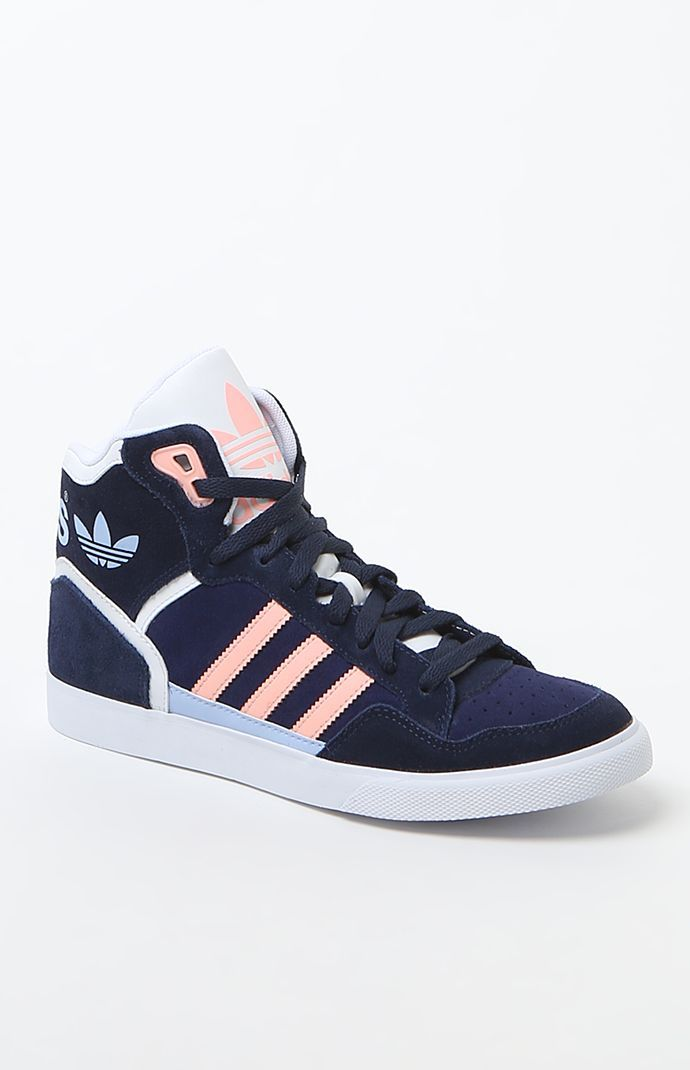 Extaball High-Top Sneakers