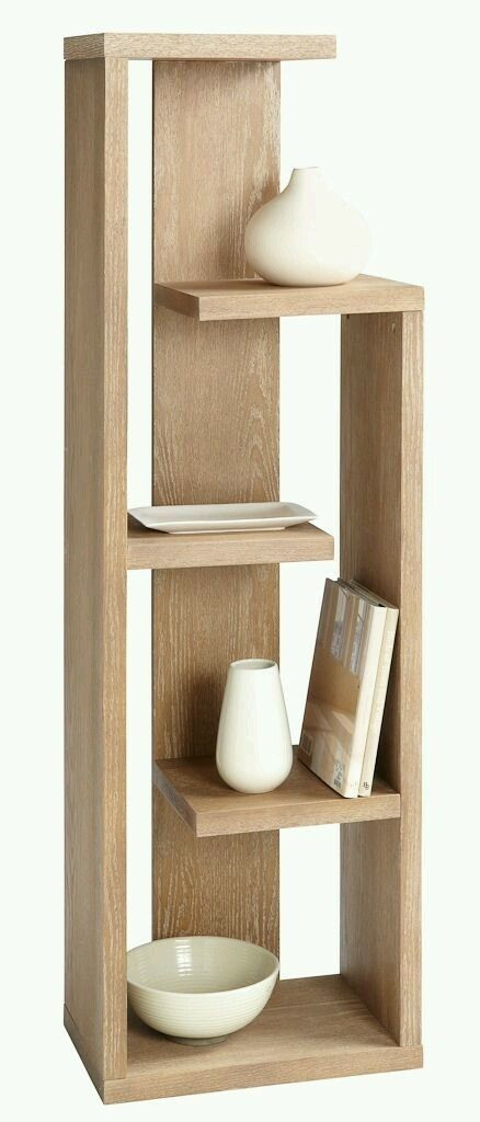 Mr Lalit Sharma S Residence In Kharghar Minimalist Living: Cute Modern Shelf. Make It Taller For Different Spaces
