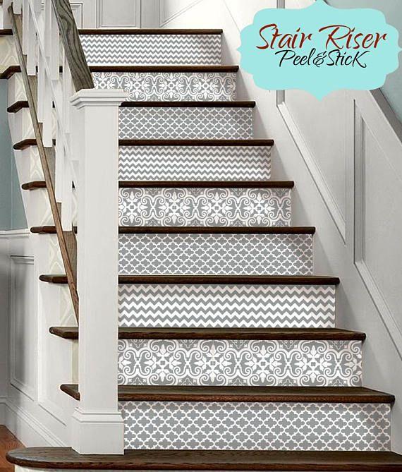 Oltre 25 fantastiche idee su vecchia scala su pinterest - Scala decorativa ...