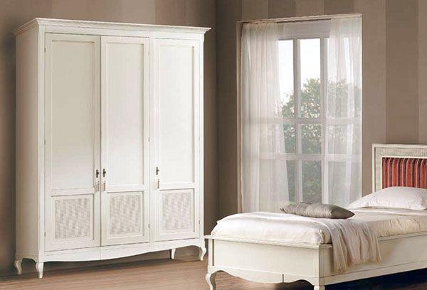 Картинки по запросу белый шкаф в спальню Прованс
