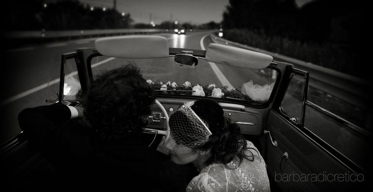 #BarbaraDiCretico #bridegroom #car #holidays #journeyinlove #transportation #weddingitaly #jennypackham #italy