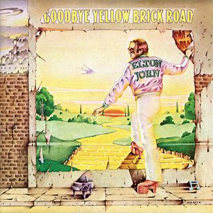 My all time FAVORITE Elton John album.  Painted this cover on the wall of my bedroom the summer I turned 16 with my good friend Sandy....complete with an entire piano keyboard painted along the bottom as a border.