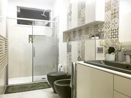 Secondo bagno ~ Oltre fantastiche idee su bagno eclettico su bagno