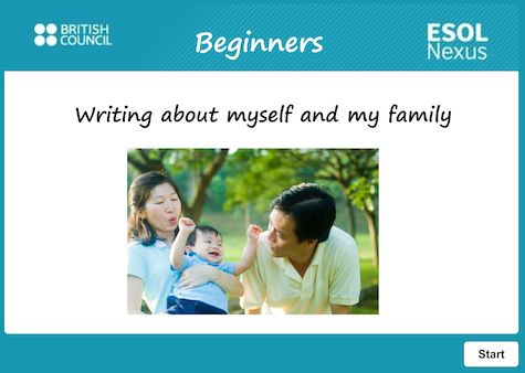 Writing about myself and my family, E1