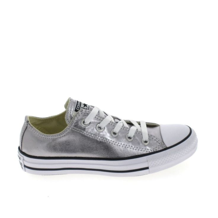 Chaussures De Sport Bas Une Étoile - Bœuf Gris Converse p4zhz