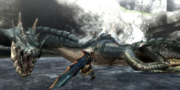 E3 2014 â Monster Hunter 4 Ultimate handson preview - I got my hands on the latest Monster Hunter for 3DS in the hopes of making frog legs for dinner.