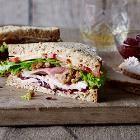 Ultimate turkey and cranberry sandwich recipe - Allrecipes.co.uk