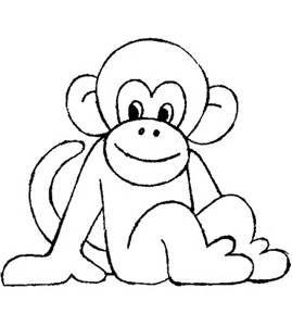 Easy Draw Monkey Cartoon - - Yahoo Image Search Results