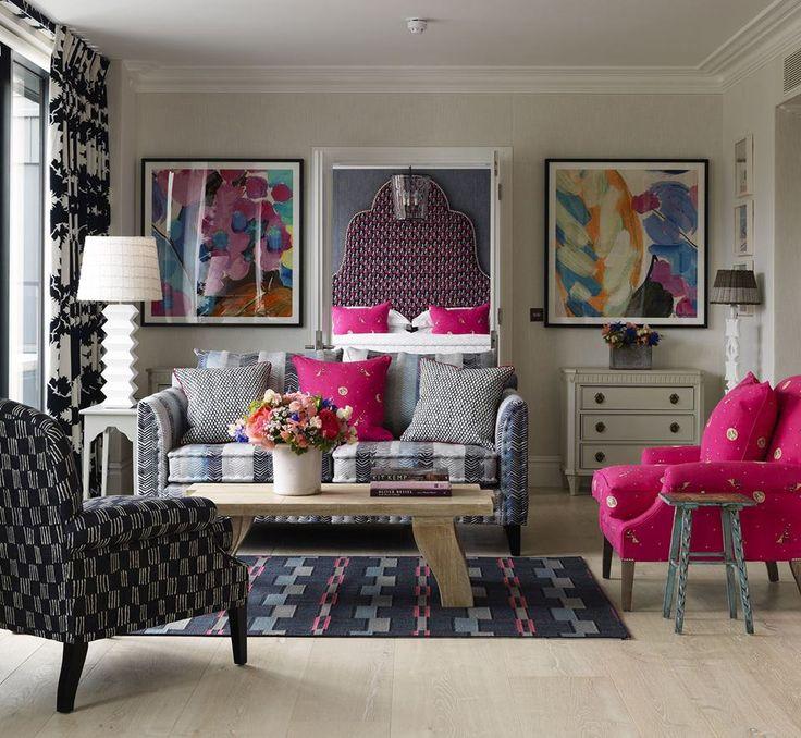 adelaparvu.com despre interioare in stil british colorat amenajate, Ham Yard Hotel, design interior Kit Kemp (52)
