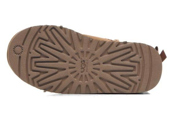 Bottines et boots Bailey bow UGG vue bas / vue portée sac