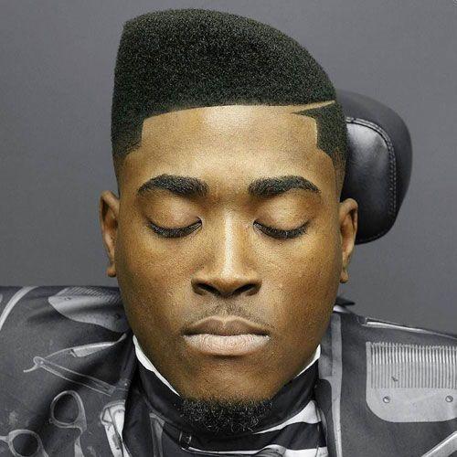 High Top Haircut Styles - Slant