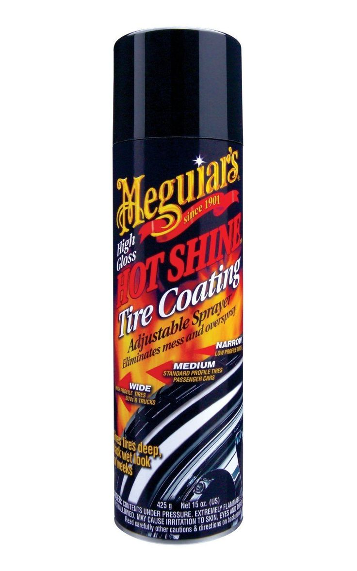Best interior car detailing products - Automotive Tire Coating Meguiar S G 13815 High Glosscarauto Detailingproductstiredautomobileautoscarsgadget